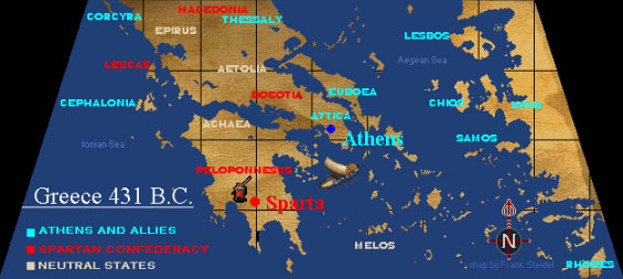 Age of empires heaven as a reviewer wars between athens and sparta 431 bc click gumiabroncs Images